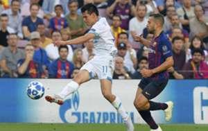 Hirving Lozano Barcelona vs PSV