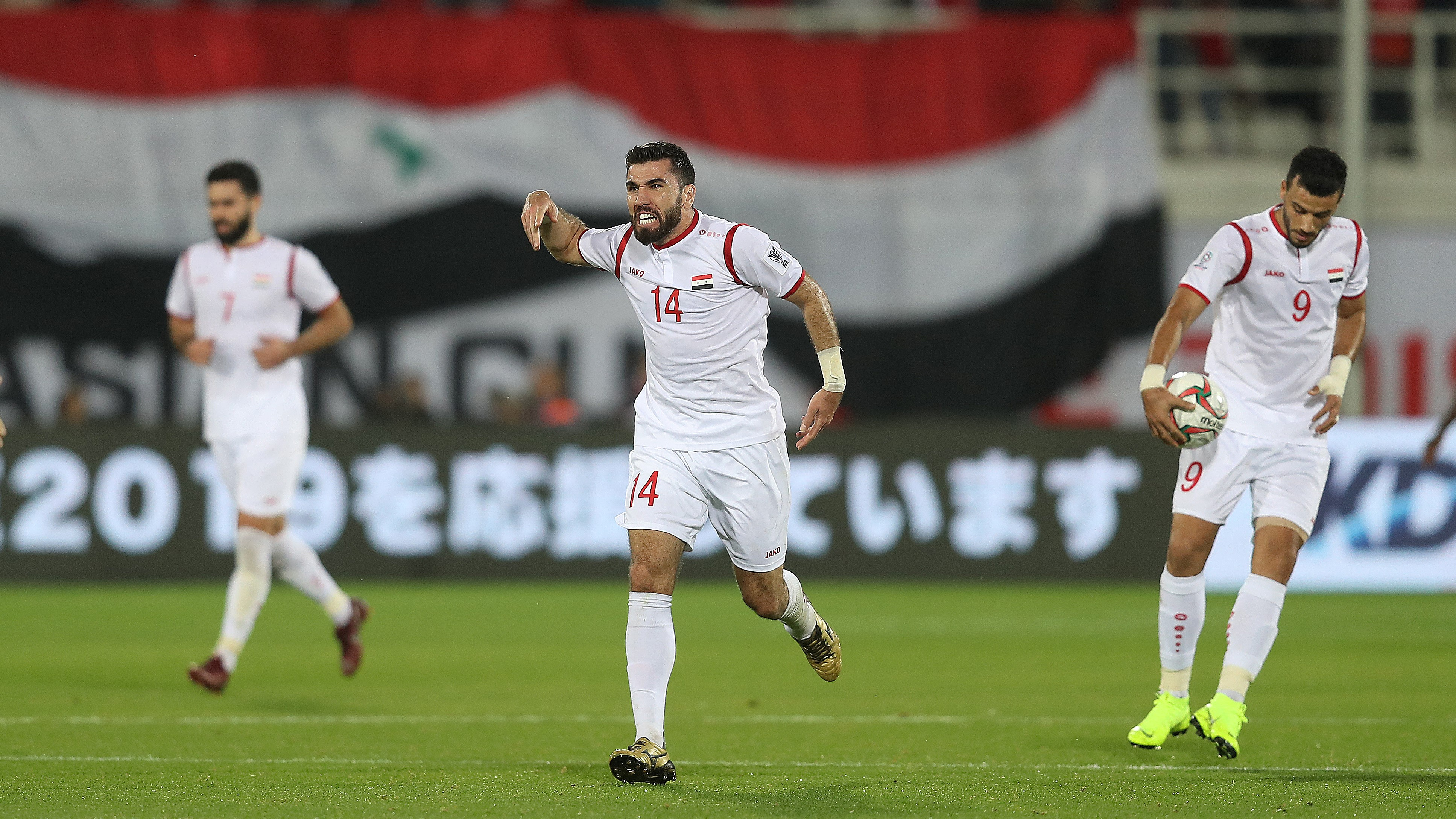 Syria AFC Asian Cup 2019