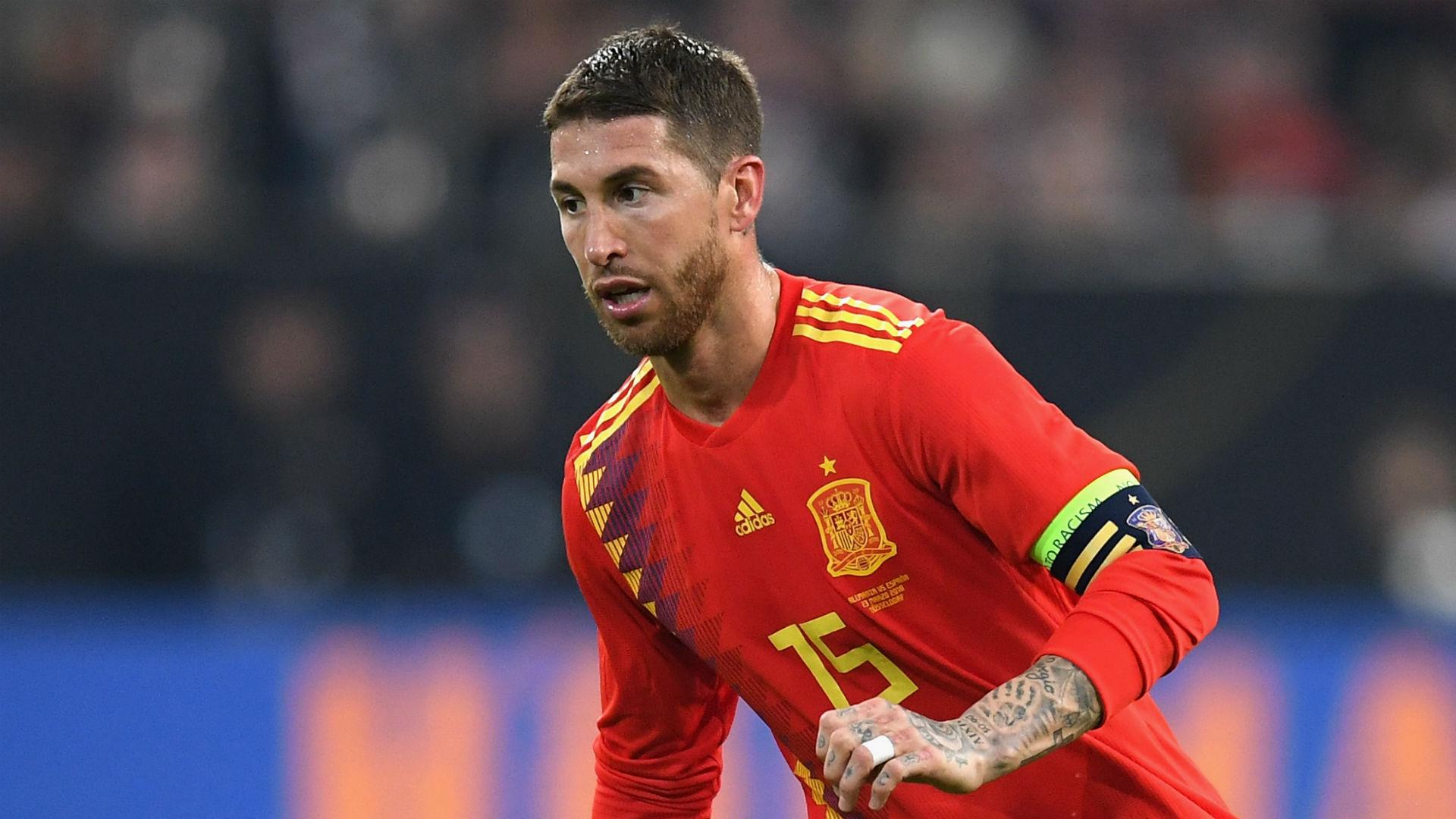 Spain vs. Switzerland - Football Match Report