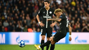 Neymar PSG Estrela Vermelha Champions League 16 10 2018