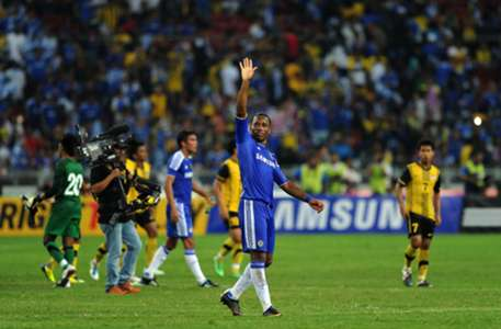 ผลการค้นหารูปภาพสำหรับ ดิดิเยร์ ดร็อกบา : มาเลเซียควรภูมิใจที่ชนะไทยในรอบรองฯ ซูซูกิคัพ