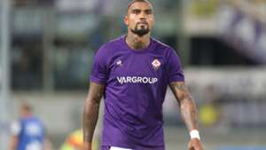 Kevin-Prince Boateng's Fiorentina earn first point of the season in Juventus draw