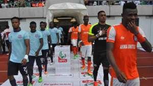 Akwa United vs Tornadoes