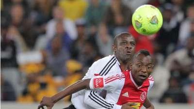 Ajax Cape Town striker Khama Billiat