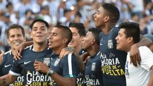 Alianza Lima Campeon Torneo Clausura 2017