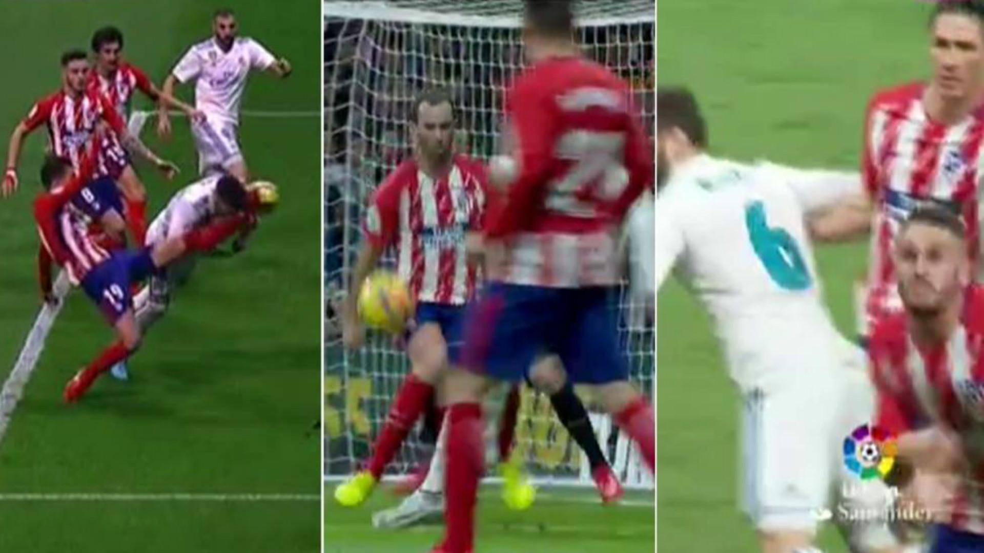 Real Madrid penalty La Liga