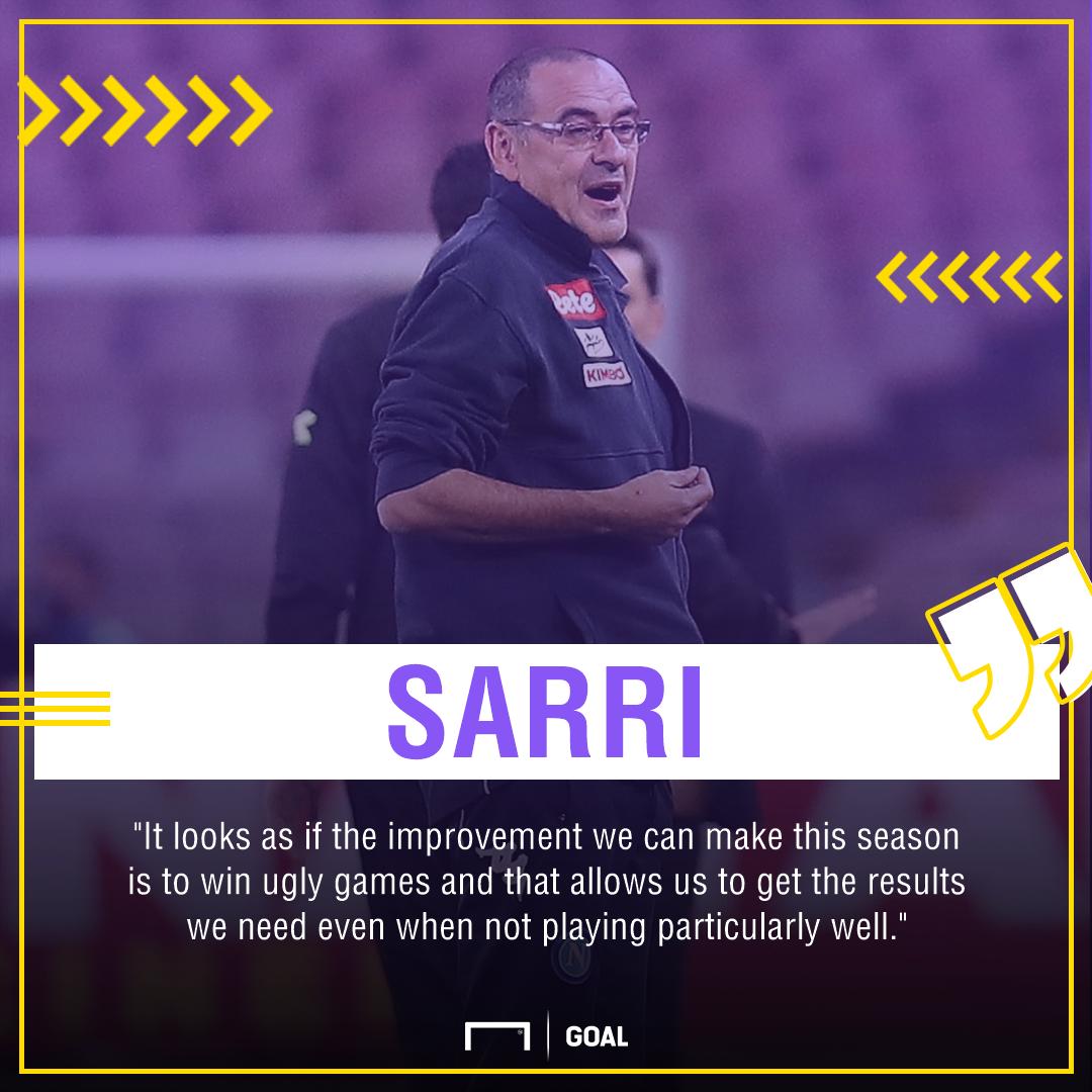 Maurizio Sarri Napoli PS