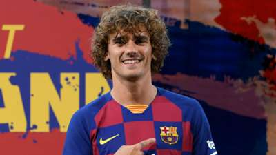 Antoine Griezmann Barcelona 2019