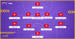 Tunisia Probable XI WC 2018