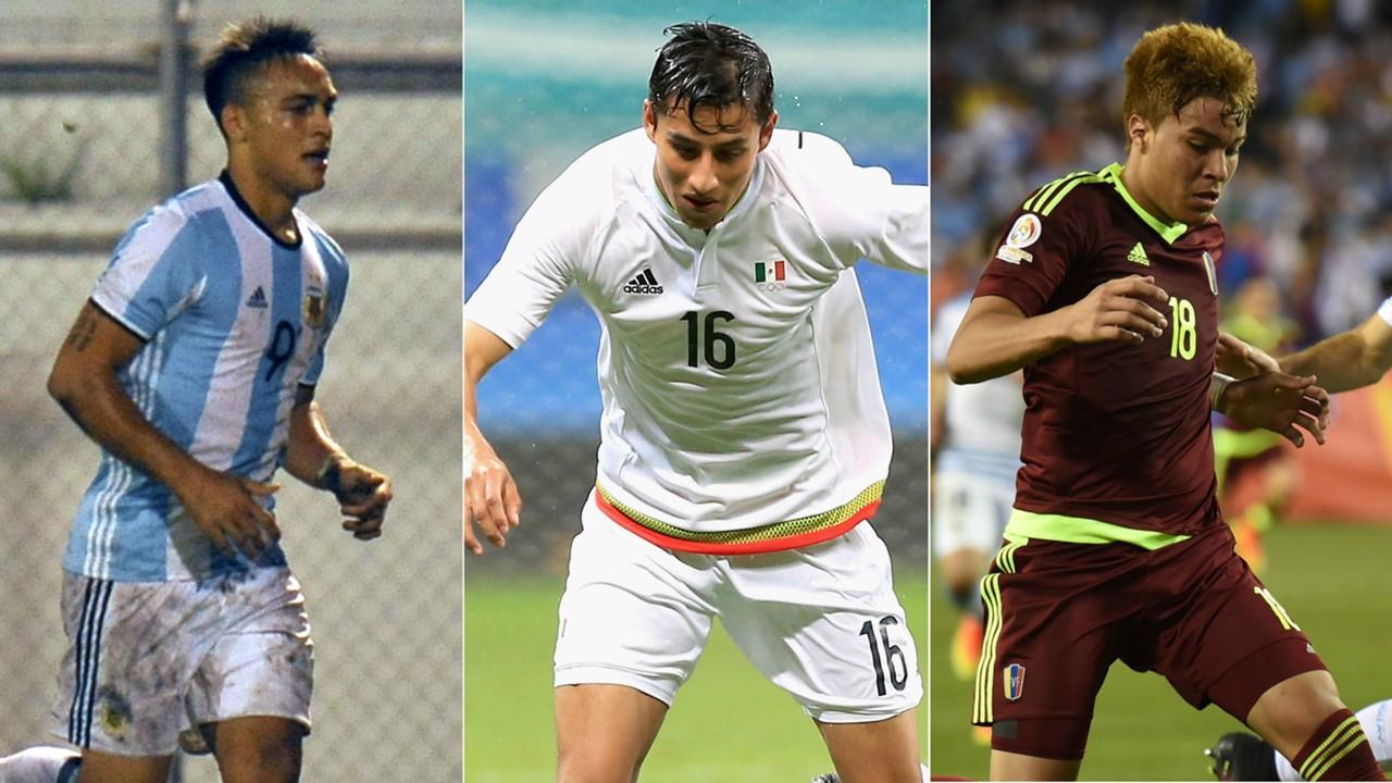 Latinos a seguir Mundial Sub 20