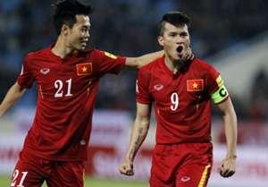 Lê Công Vinh & Đội tuyển Việt Nam