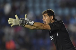 iker casillas cruz azul porto 2017