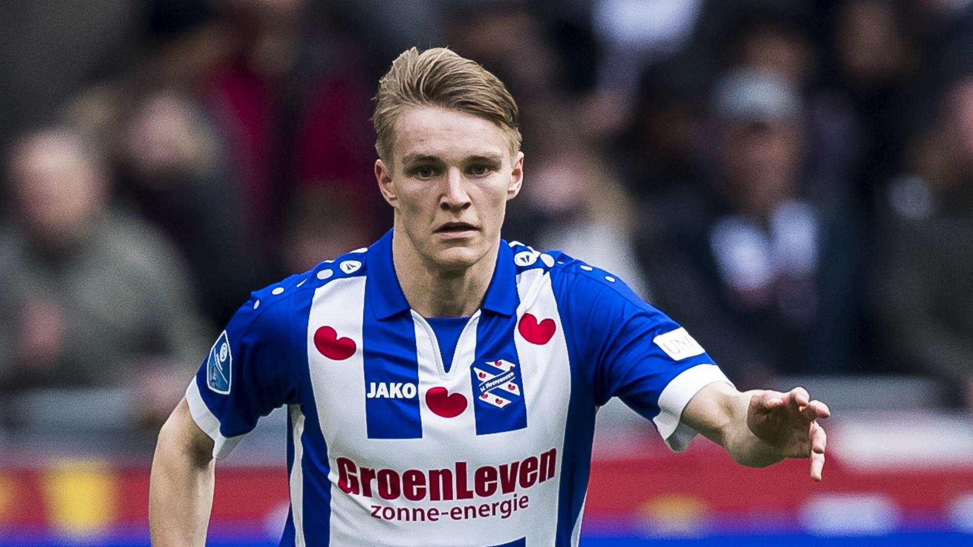 Martin Odegaard, Ajax - Heerenveen, 03112018
