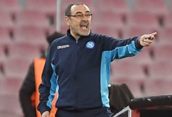 Sarri Napoli Europa League