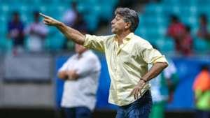 Renato Gaucho Bahia Gremio Brasileirao 03062018