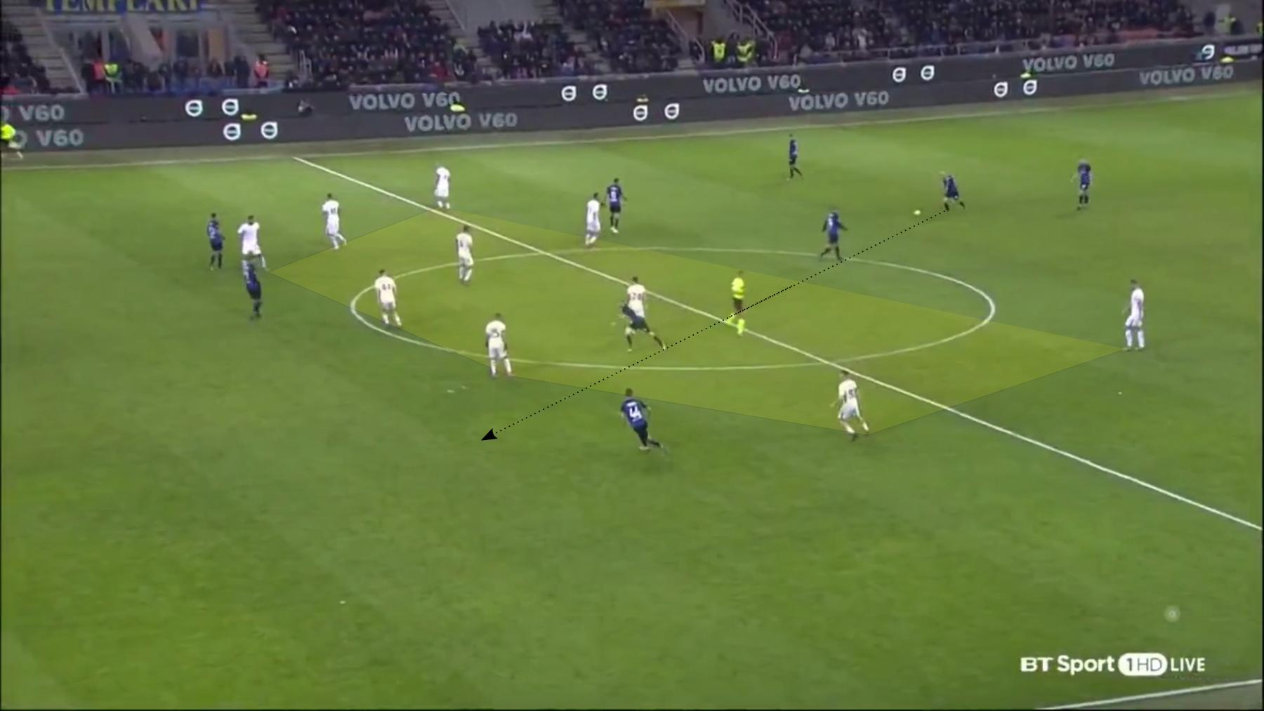 Inter Roma 7.