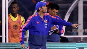 Arturo Reyes Argentina Colombia amistoso 11092018
