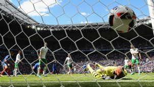 Darren Randolph Antoine Griezmann France Ireland UEFA Euro 2016 26062016
