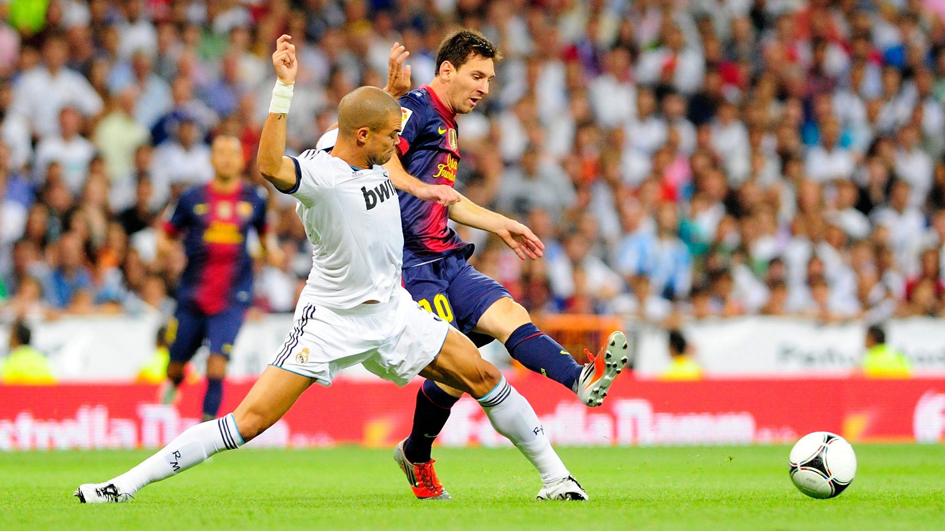 Pepe Lionel Messi