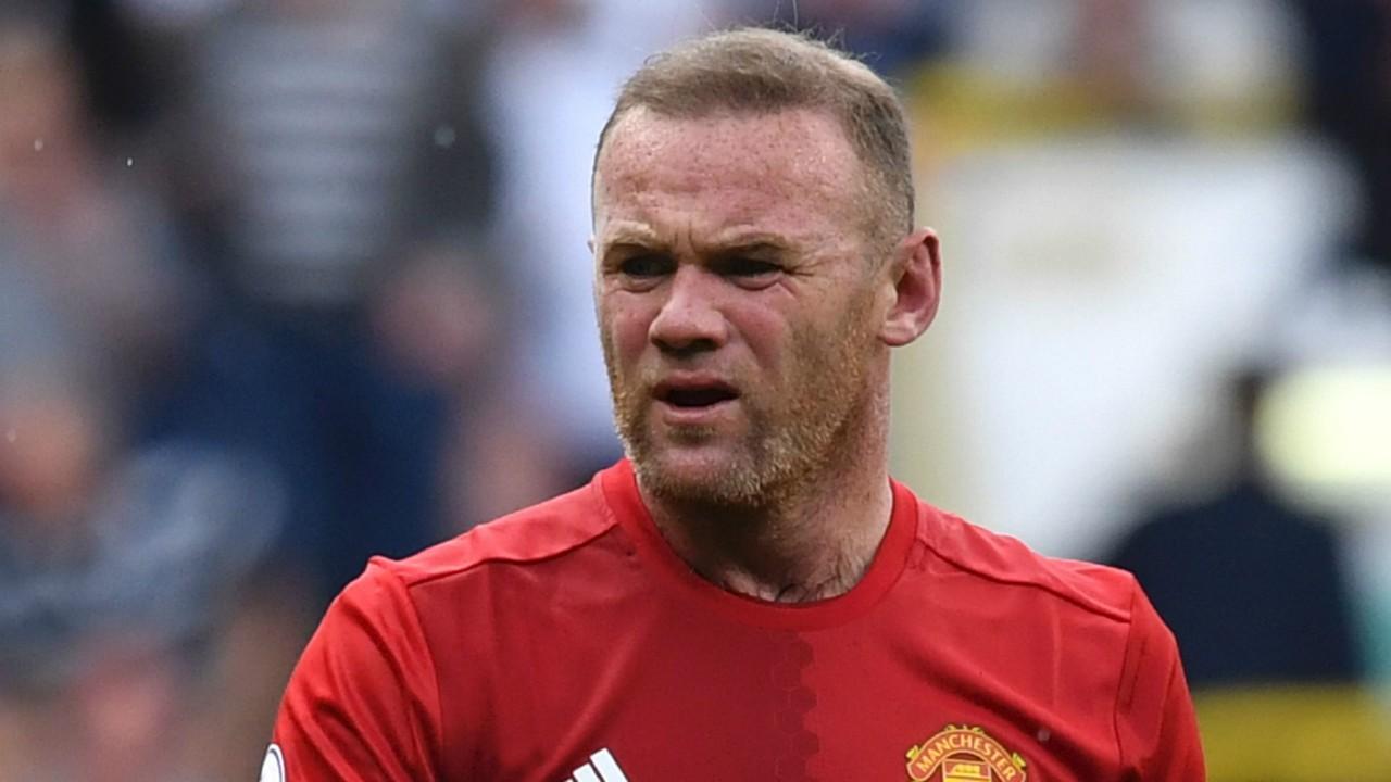 """Wayne Rooney était """"embarrassé"""" à la fin de son aventure à Manchester United"""