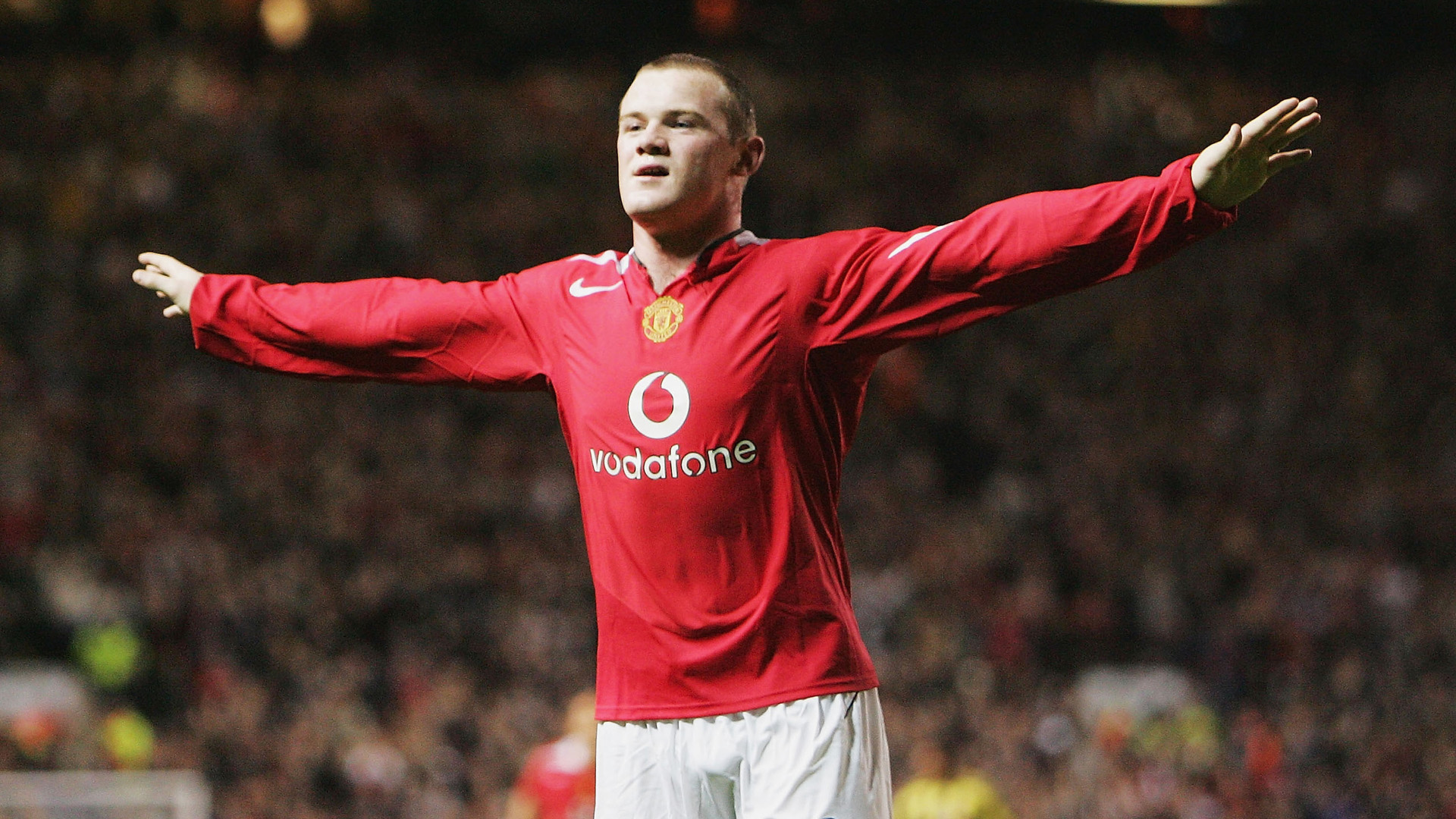 Wayne Rooney Manchester United Fenerbahce Champions League