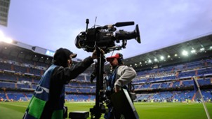 Estadio Santiago Bernabeu Kamera Camera