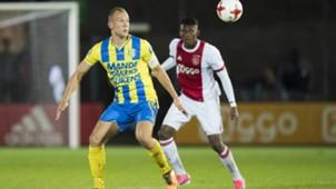Jong Ajax - RKC Waalwijk, Jupiler League 09112017