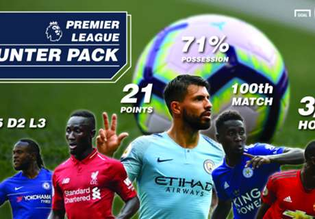 Punter Pack: Premier League Match Day 21