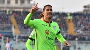 Marco Borriello, Cagliari, Serie A, 12/04/2016