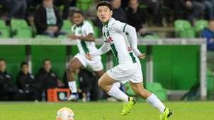 Ritsu Doan FC Groningen 12022018