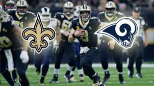 New Orleans Saints LA Rams TV LIVE-STREAM DAZN NFL Playoffs 2019