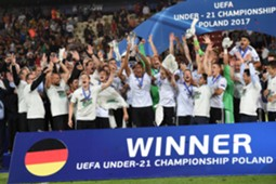Germany - UEFA EURO U21 2017 Winners