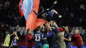 Maxwell PSG Caen Paris Ligue 1