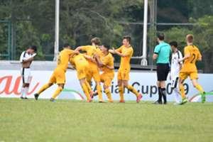 Australia U16, AFC U-16 Championship, 25092018