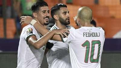 Algeria Nigeria