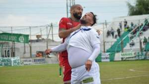 Cristian Fabbiani Deportivo Merlo 28052019