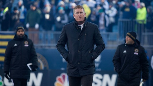 Jim Curtin MLS Philly Union 031117