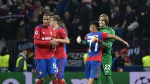 CSKA Moscow Real Madrid UEFA Champions League 02102018