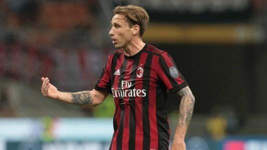 Lucas Biglia Milan Benevento Serie A
