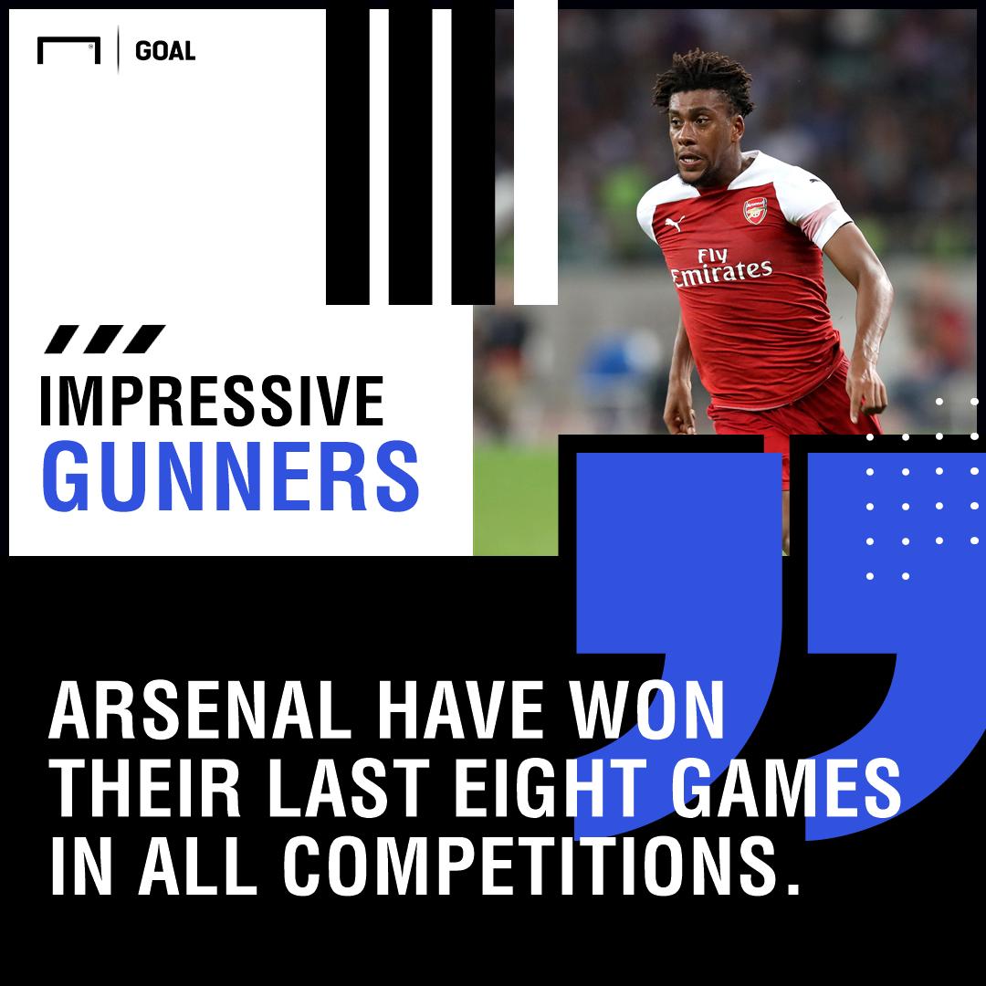 Fulham Arsenal graphic