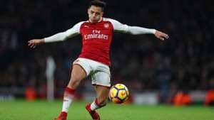 221217 Alexis Sánchez Arsenal Liverpool