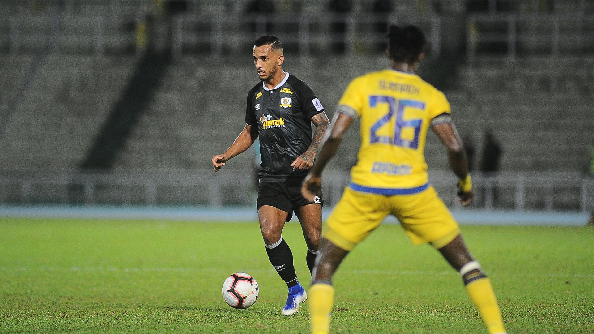 Leandro dos Santos, Pahang v Perak, Malaysia FA Cup, 21 Jun 2019