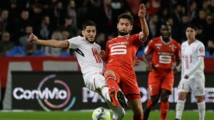 Yassine Benzia Rennes Lille