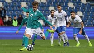 Waldschmidt Italy U21 Germany U21