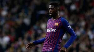 Ousmane Dembele Barcelona 2019
