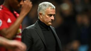 Jose Mourinho Manchester United Juventus 231018