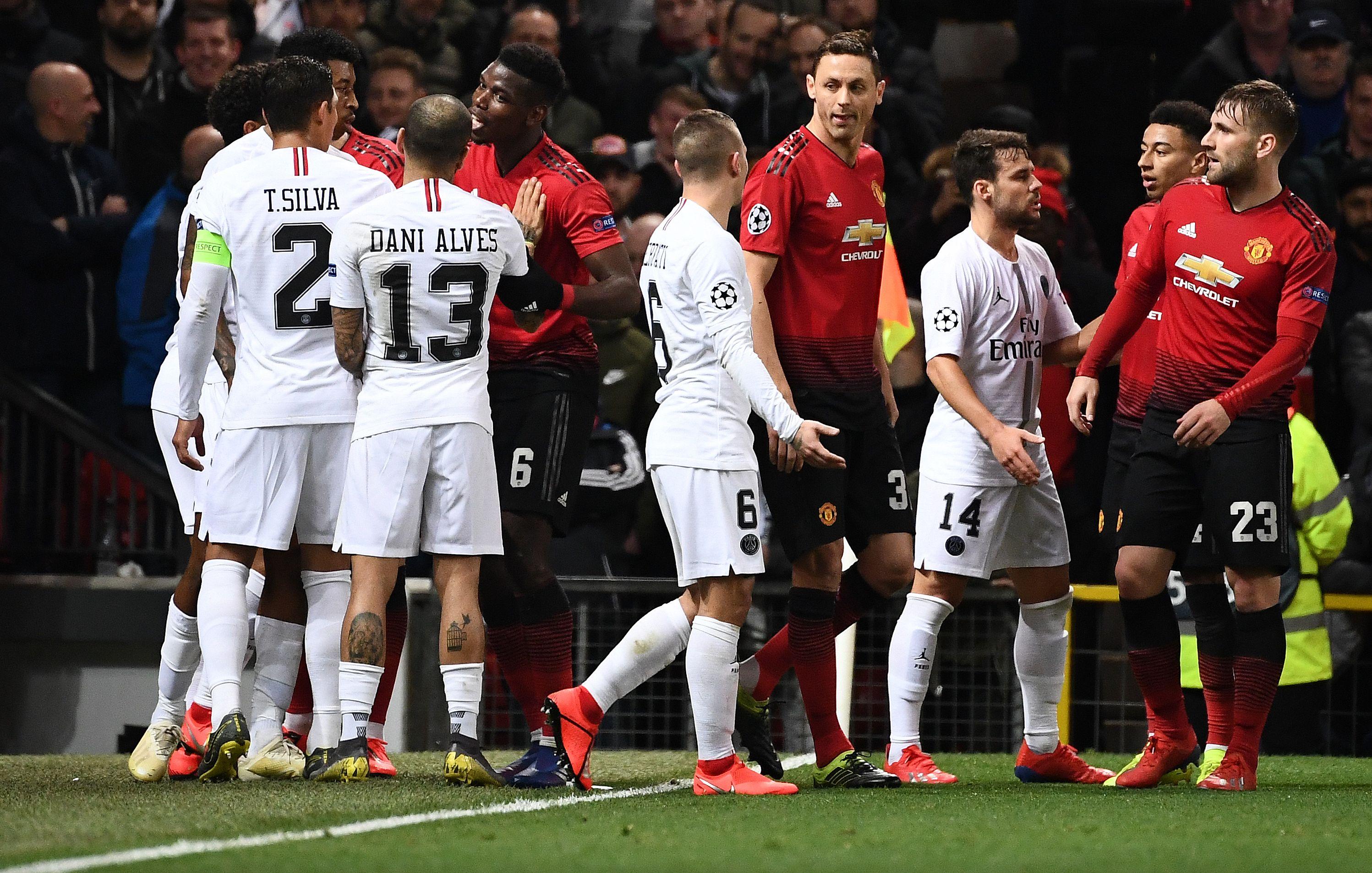 Man United Vs Psg: Scommesse Champions League: Quote E Pronostico Di PSG