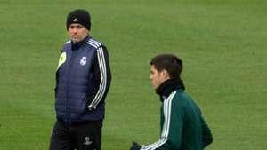 Jose Mourinho Alvaro Morata