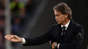 Roberto Mancini Italy Netherlands