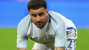 Kyle Walker England Brazil Friendly 14112017